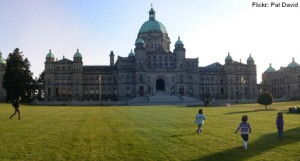 Moving to Victoria