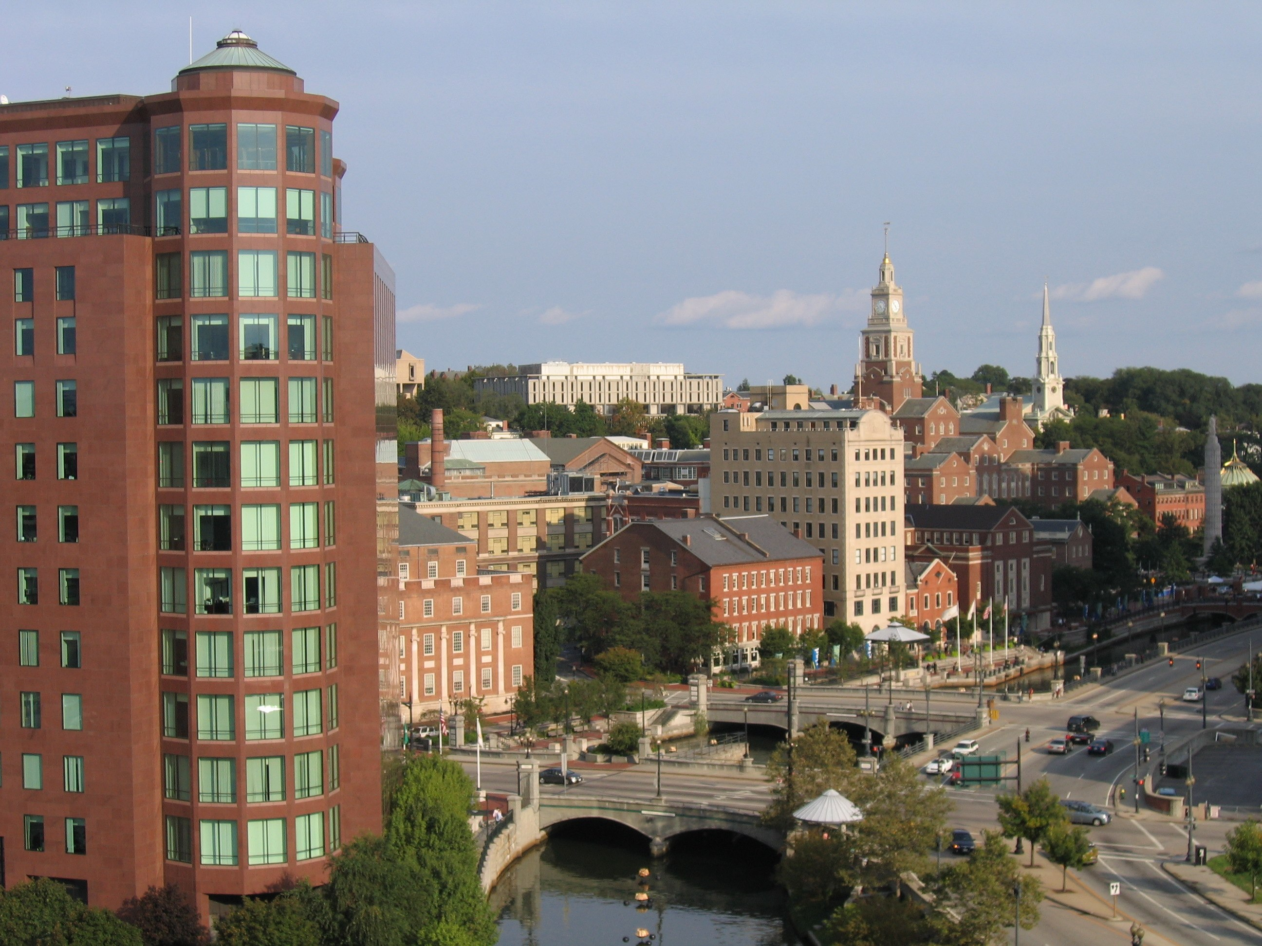moving to providence