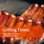Grilling Times: Ribs