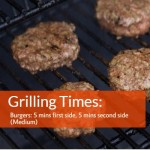 Grilling Times: Burgers