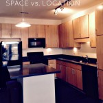 How to Choose Between Space and Location