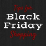 5 Shopping Tips for Black Friday Deals