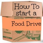 How to Start a Food Drive