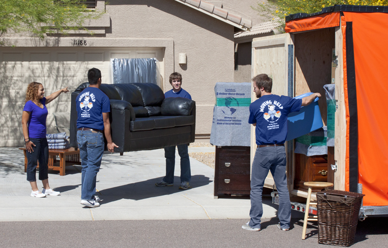 How to choose your moving helpers