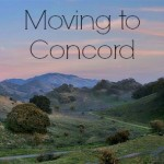 Moving to Concord