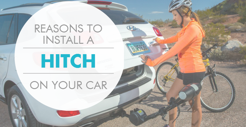 Install a Hitch on Your Car