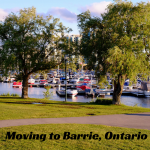 Moving to Barrie, Ontario