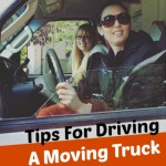 Tips For Driving A Moving Truck