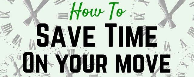 How To Save Time