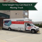 Total Weight You Can Haul in a Moving Truck