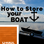 How to Store Your Boat