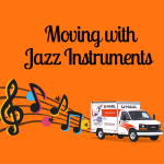 Moving with Jazz Instruments
