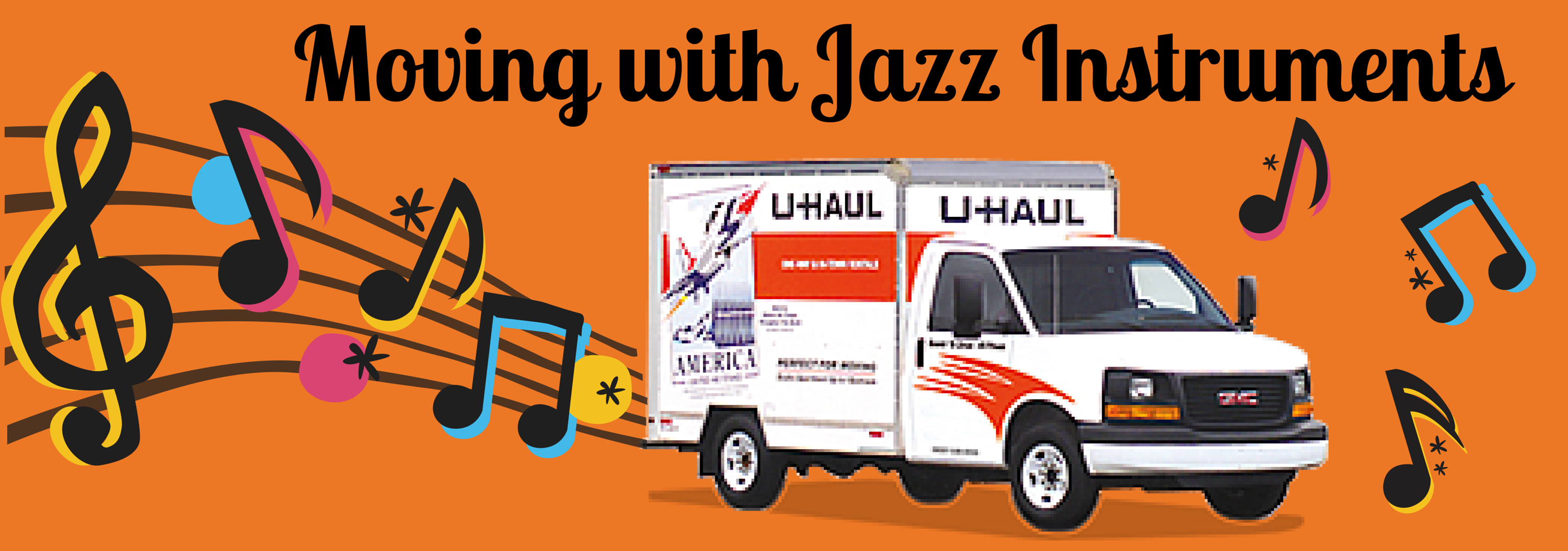 Moving with Musical Instruments