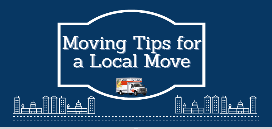 Moving Tips for a Local Move