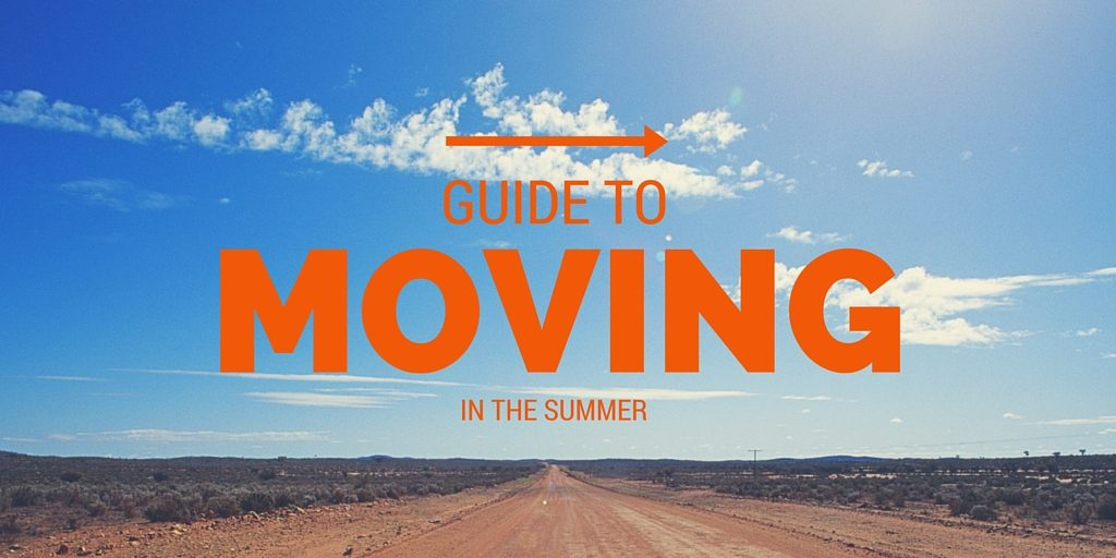 Guide to Summer Moving