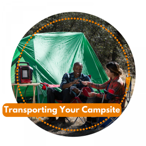 Transporting Your Campsite - How to Transport Your Camping Equipment