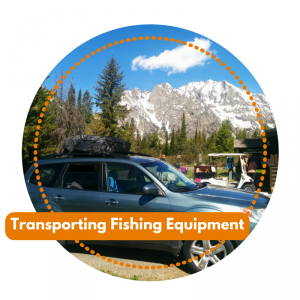 Transporting Your Fishing Equipment - How to Transport Your Camping Equipment