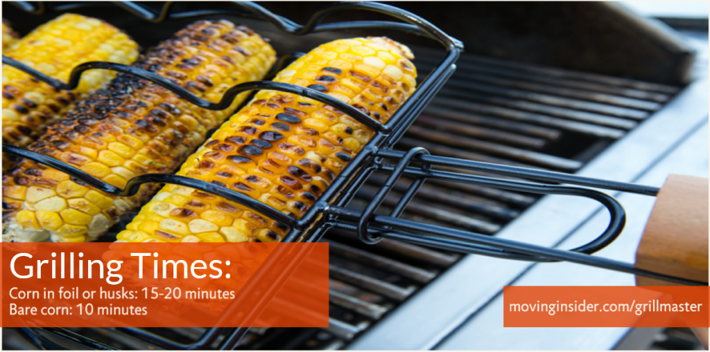 Grilling Times: Grilled Corn