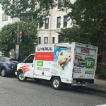 Moving with a 10′ U-Haul Truck