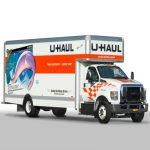 Moving with a 26′ U-Haul Truck