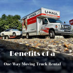 Benefits of a One-Way Moving Truck Rental