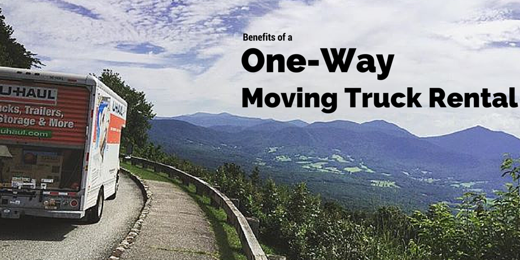 one-way moving truck rental
