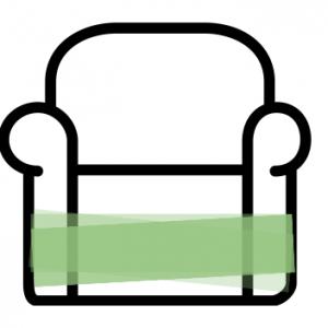 stretch wrap a recliner