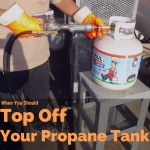 When You Should Top Off Your Propane Tank