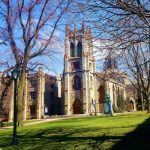 Moving to Fordham University: Rose Hill Campus