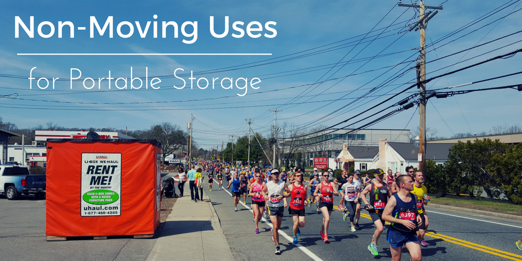 Non-Moving Uses for Portable Storage