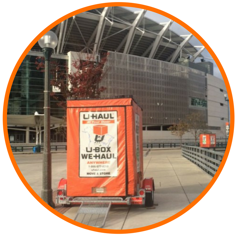 Portable Storage for Events