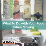 What to Do With Your Food When Moving