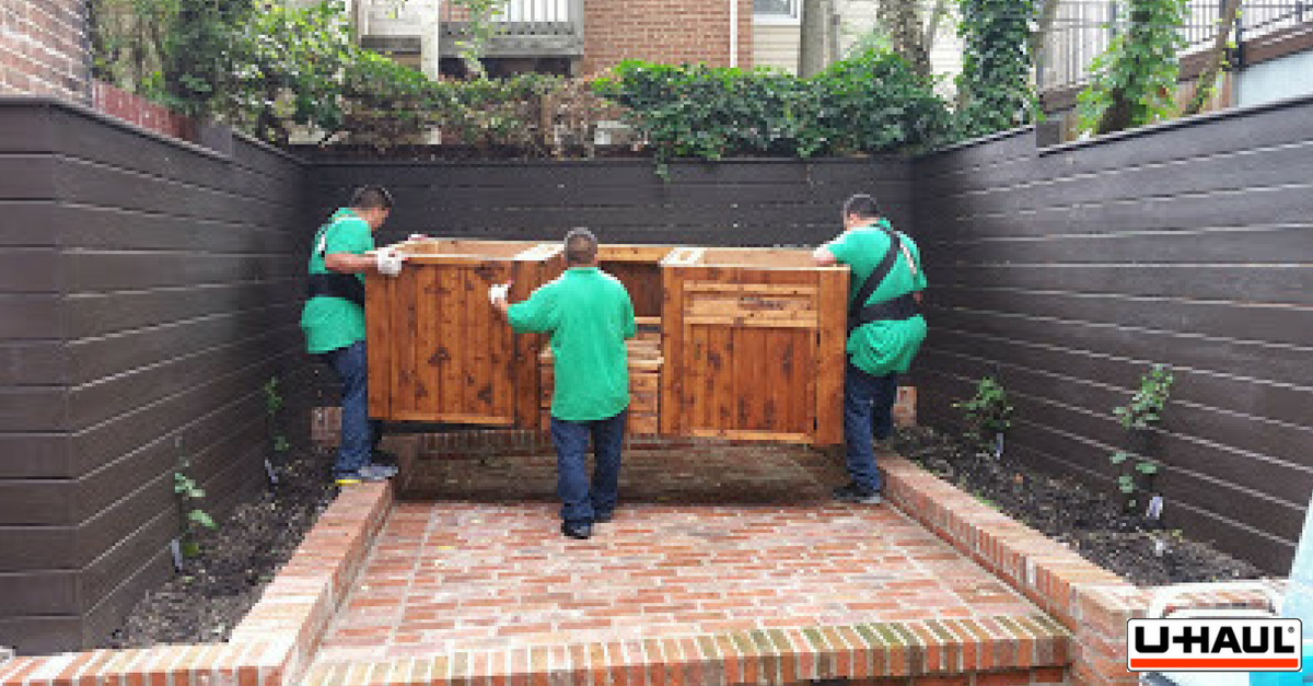 Moving Help® for a Home Project or Renovation