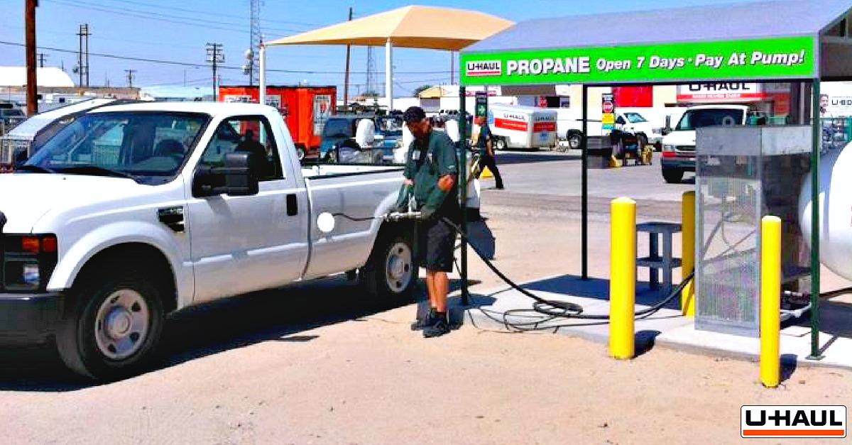 Autogas Alternative Fuel Vehicle research each location