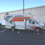 Moving with a 15′ U-Haul Truck