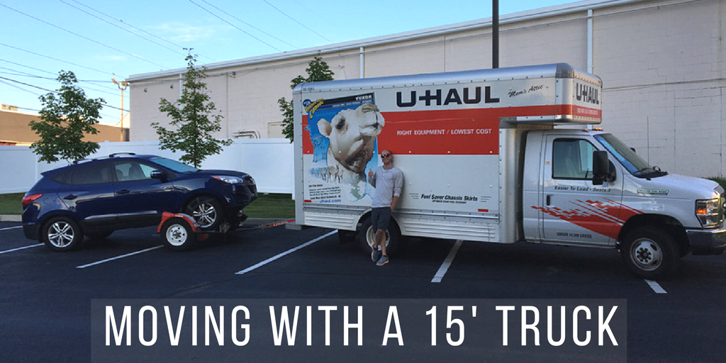 Moving With A 15 U Haul Truck Moving Insider