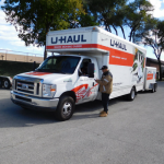 Moving with a 20′ U-Haul Truck