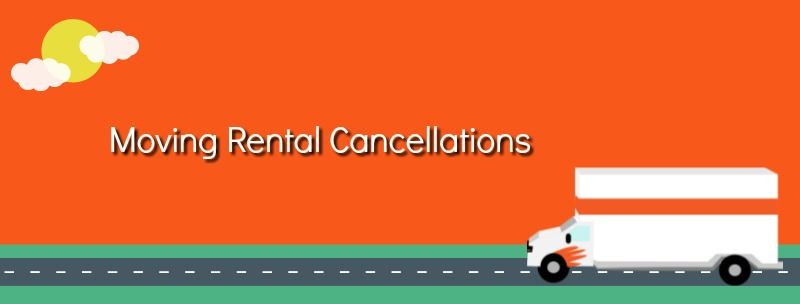 How to cancel a U-Haul truck and trailer Reservation