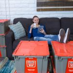 When to Rent Plastic Moving Boxes