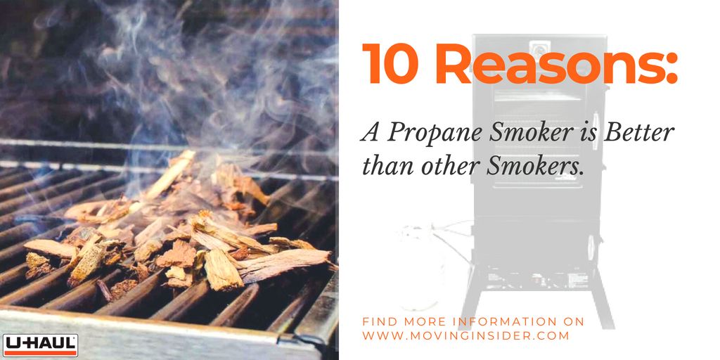 10 Reasons A Propane Smoker is Better than other Smokers