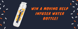 Moving Help Infuser Water Bottle Giveaway