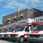 U-Haul's Truck Fleet for Small Businesses