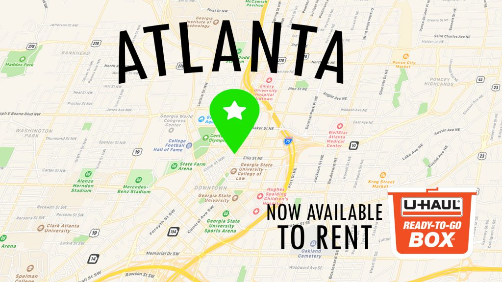 Sustainable Moving in Atlanta