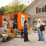 Downsizing Your Home with U-Box Containers