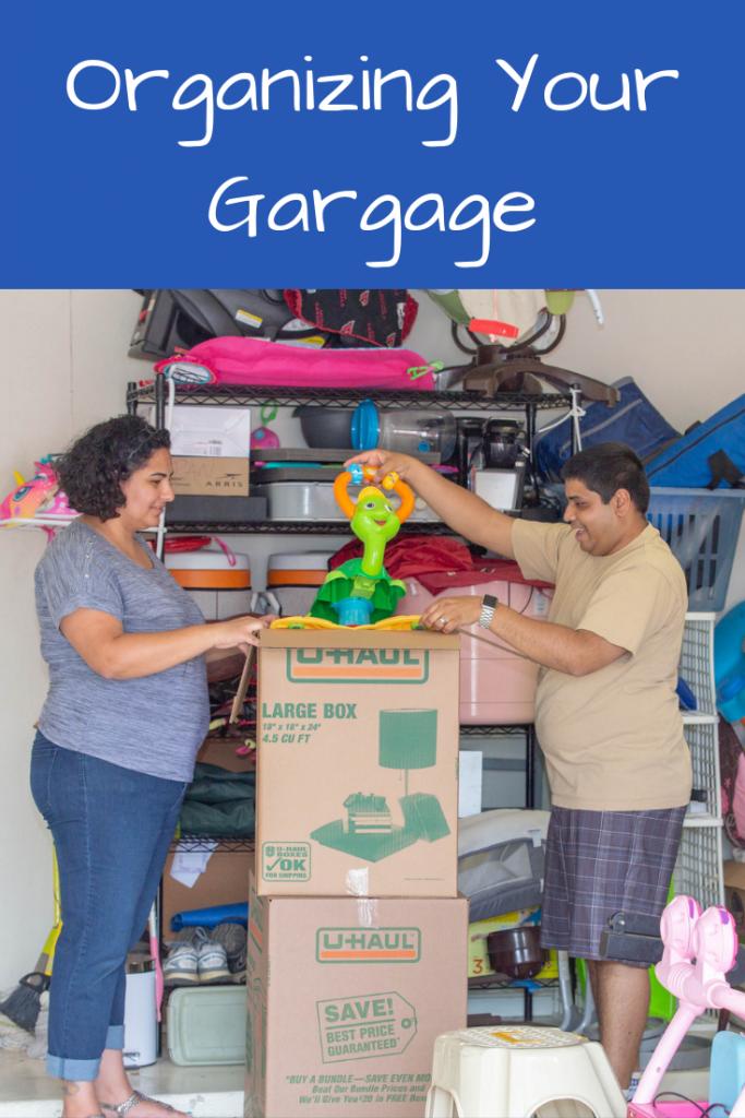 Organizing Your Gargage