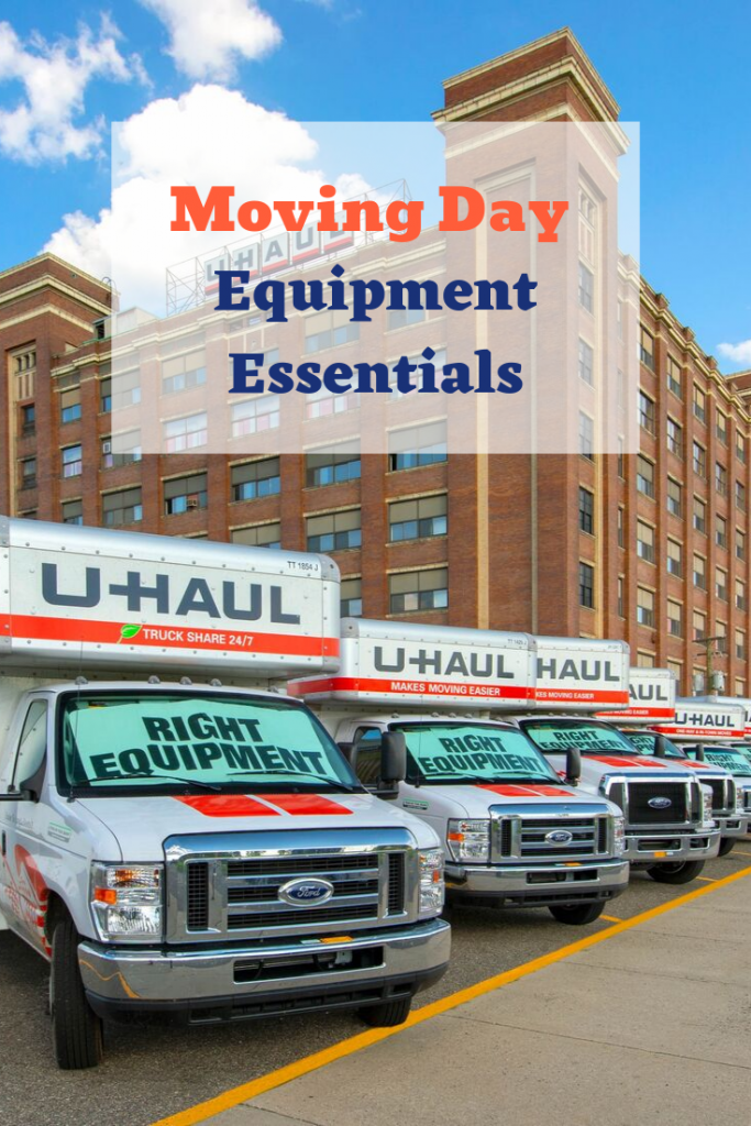 moving day equipment essentials