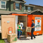 Home Renovations Using U-Box Containers
