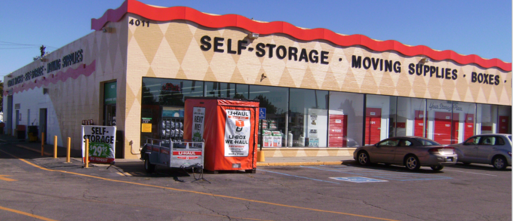 temporary storage units are available at U-Haul location everywhere to make whatever life throws at you easier