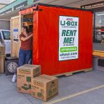 How U-Box Containers Work For Temporary Storage