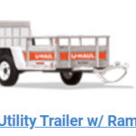 What Can You Tow With a Utility Trailer?